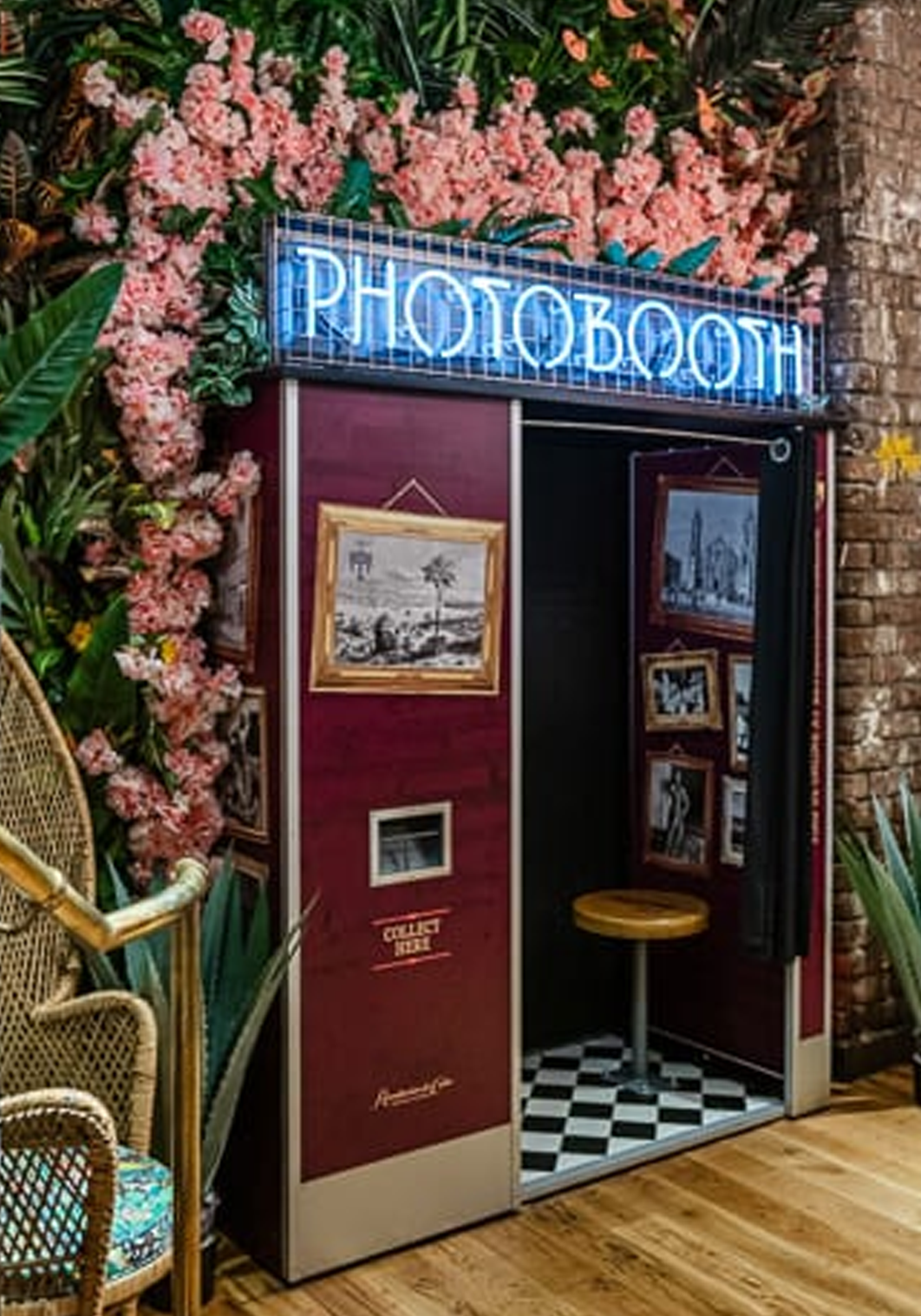 Manchester Bar Photo Booth