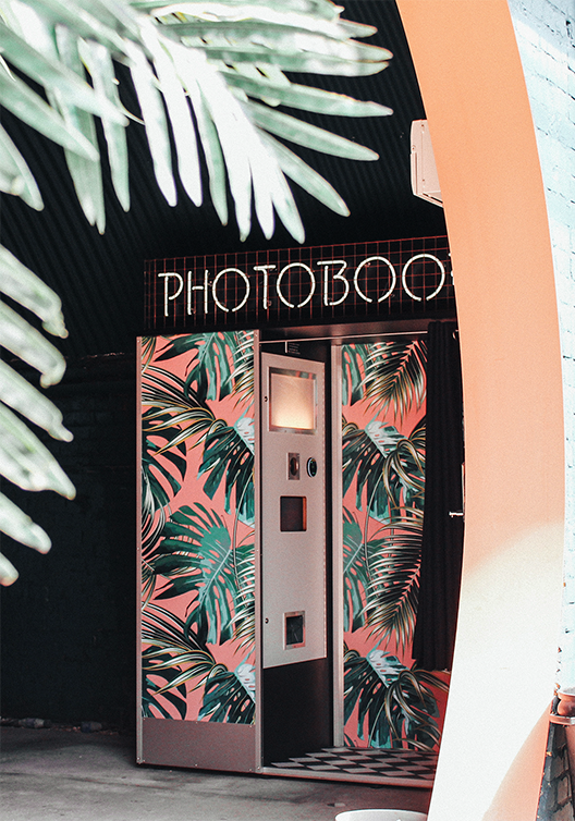 Nightclub Photo Booth