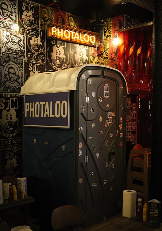 Portaloo Photo Booth
